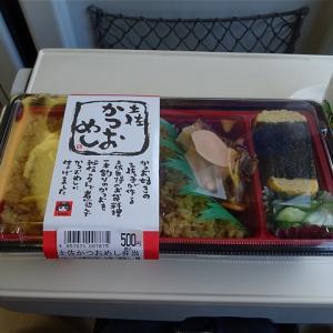 特集「激安美食術」 高知駅でワンコインで買えるお得な駅弁! 高知駅 土佐かつおめし弁当