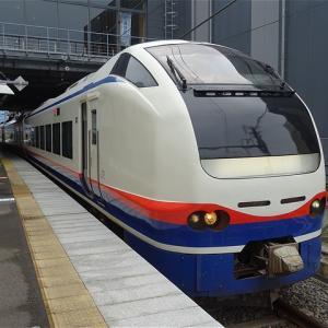 特集「激安特急術」上越地域と長岡、新潟を結ぶ特急列車! 特急しらゆき