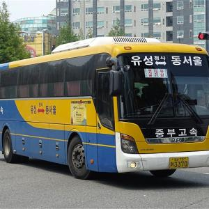 大田広域市 儒城市外バス停留所が移転