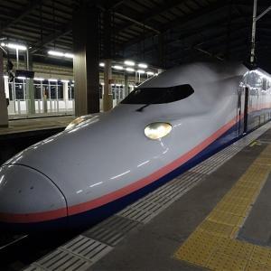 まもなくラストラン!今しか乗れない2階建て新幹線に乗ろう! JR東日本 Maxとき350号
