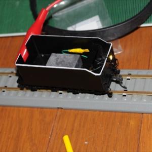 C58復元 その11:電装工事