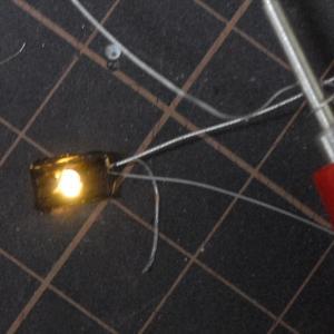 クモヤ145T-EVO:電装準備