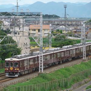 撮り鉄リハビリは阪急で・・・