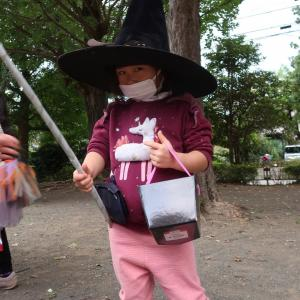 ハロウィンと仮装とアニメーション