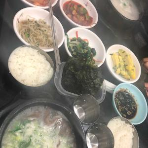 韓国旅行その2⭐️糖質制限休みまくり