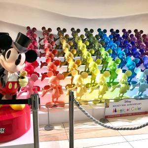 Mickeyスクリーンデビュー90周年マジックオブカラー