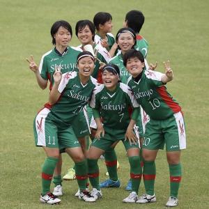 asics 岡山県作陽高校女子サッカー部