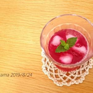 梅しごと2019(赤紫蘇ジュース・梅干し)