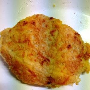 豆腐オートミールハンバーグ