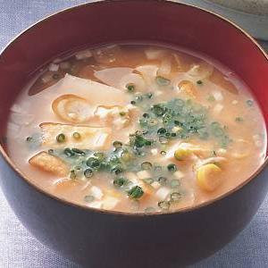 秋田名物【納豆汁】の通販は永谷園のインスタントがうまい!作り方やレシピ