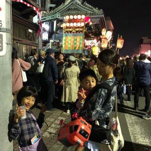川越祭り umichel