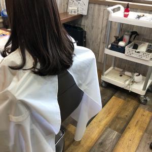 キレイな髪を維持するために