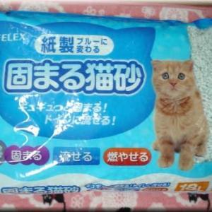 File64:固まる猫砂(LIFELEX
