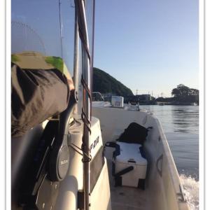 レンタルボートで釣り!