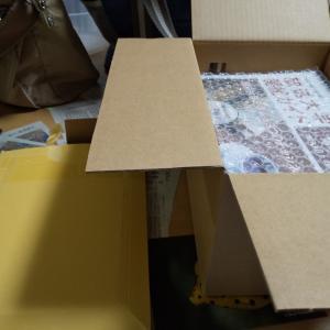 印刷教材が届いた。