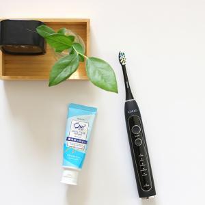 【洗面所】みんなバラバラの電動歯ブラシ、スッキリ収納するわが家の工夫