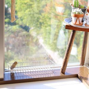 【片付け】気になるところはずっと気になる!窓周りをスッキリ。