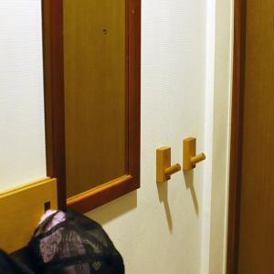 【無印良品】不便だな…を放置しない♪無印フックで玄関を使いやすく。
