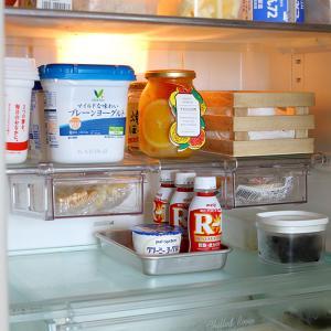 【収納】雑然としてしまう冷蔵庫、整理グッズベスト3はこれでした!
