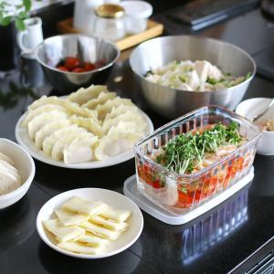 週末の常備菜♪カンタン酢でさっぱり作る常備菜。