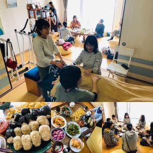11/13南房総・ぽれぽれ無料ヒーリング&お茶会開催しました。