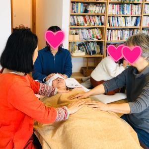 船橋:子連れ歓迎!直傳靈氣練習会&無料体験会終了、次回は3/9(月)