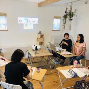 ぽれぽれマタニティ講座:妊娠、出産に生命の神秘を改めて感じる