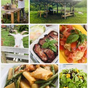 10/30(金)ぽれぽれ秋の遠足 秋のマリポ農園「アオゾラ畑の台所」で、イタリアンをいただこう!
