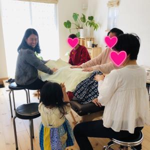 船橋:子連れ歓迎!直傳靈氣練習会&無料体験会次回は3/12(金)21(日)