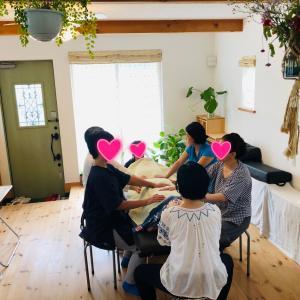 船橋:子連れ歓迎!直傳靈氣・靈授会、練習会、無料体験会、次回は9/26(日)