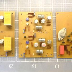 メタルキャントランジスタを使ったスーパー・ストレートDCプリアンプの製作~その2・プリント基板編~