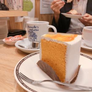 翌日体重が減っていたケーキの食べ方