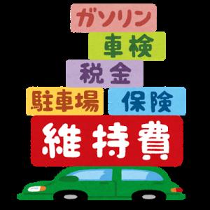 車検が終わって次は自動車税。
