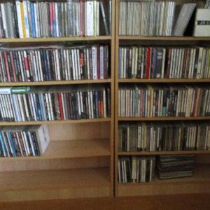 CDを片付け始めた結果、厳しい現実を知る。