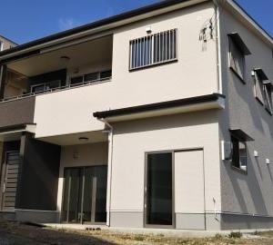 地球にも家計にも優しい省エネ住宅(ZEH:ゼッチ) 生活しやすい間取りの新築木造2階建ての完成です!!