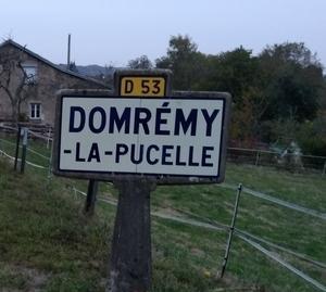 ドンレミ・ラピュセル~続・ジャンヌを巡る旅・4日目~