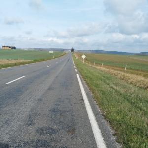 フランスの山道VS私のジャンヌへの情熱~ジャンヌを巡る旅・5日目