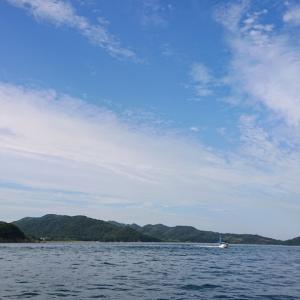 水島沖釣り紀行。