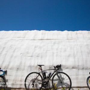 GW序盤に、雪の壁が残る「渋峠」に行ってきた!