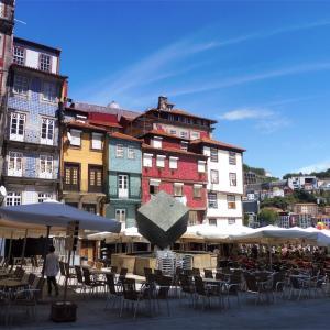 ポルト観光 - おすすめレストランとショコラタリア -