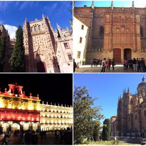 【世界遺産都市】中世の魅力、スペインのサラマンカを紹介!【観光編】