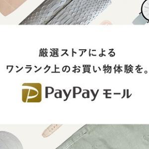 PayPayモール(ペイペイモール)がOPENしたので、解説です。【ポイントサイト経由できる】