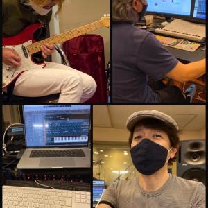 リハーサル〜レコーディング