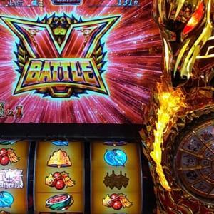 聖闘士星矢SPで「赤ストック」を2回獲得して有利区間完走!