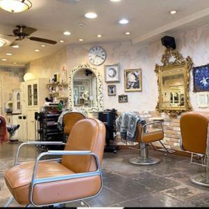 久しぶりの美容院