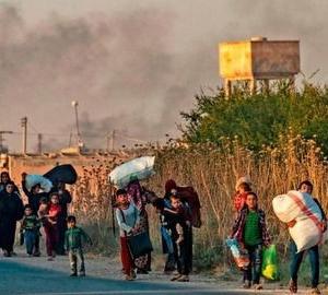 【占領と呼ぶなら難民送り込む】トルコ大統領がEUに警告 シリア攻撃
