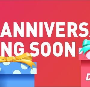 Heaven Giftsの10周年記念セール情報(~10/30)