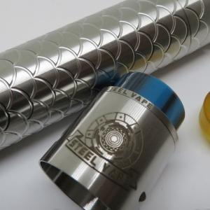 いいとこ突いてるメカチューブKit - Steelvape 『Sebone Kit』 レビュー