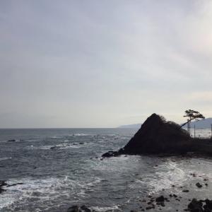 2020年4月8日能登半島輪島磯波情報
