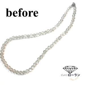 念珠・数珠の作り  オーダー(リフォーム)
